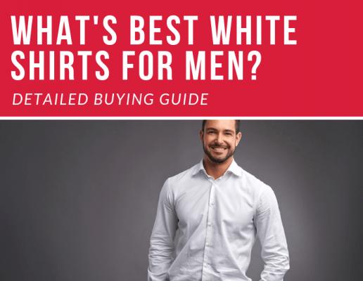 Best White Shirts for Men